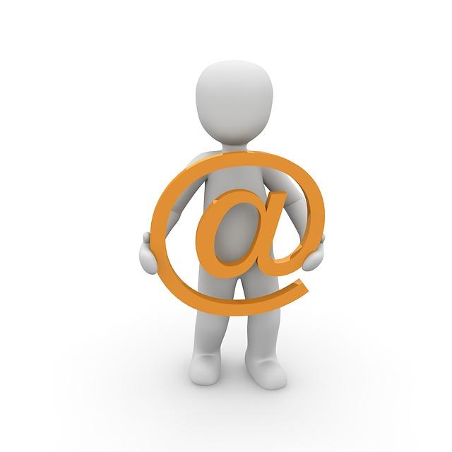 Pack 100 direcciones de correo electrónico